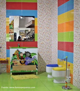 Small bathroom for kids