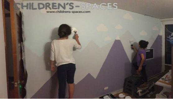Childrens spaces