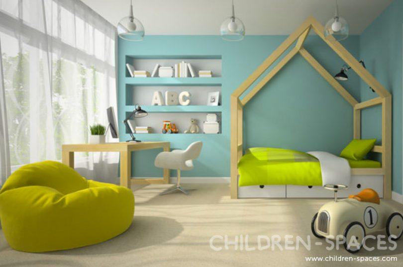 3 ideas para hacer un cuarto moderno para ni os children - Habitacion para 2 ninos ...