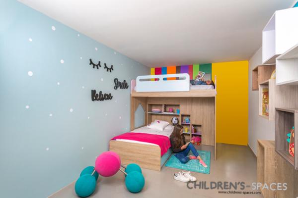 5 ideas eficaces en la decoración de dormitorios para niñas