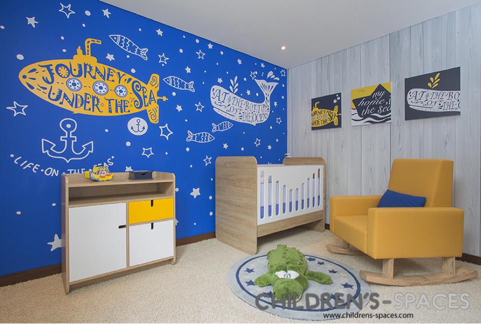 C mo decorar cuartos de beb 3 ideas pr cticas y tiles for Objetos decoracion habitacion bebe