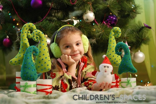 0b3b2050c88 Árbol de navidad  Para esta manualidad solo necesitarás