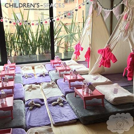40df9d77b Pijamada temática donde los sueños se hacen realidad-children s spaces