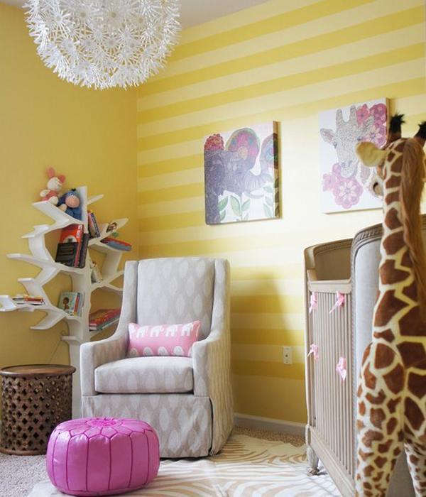 Cómo escoger los mejores colores para cuartos de niños ...