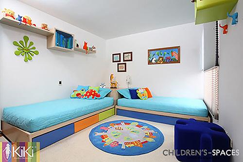 Cómo escoger los mejores colores para cuartos de niños - Children\'s ...