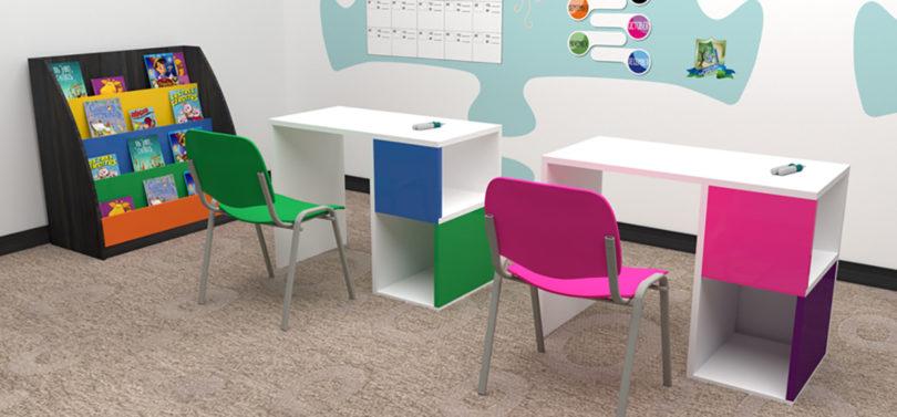 a46811a64d8a 5 consejos para escoger una mesa para niños - Children's Spaces