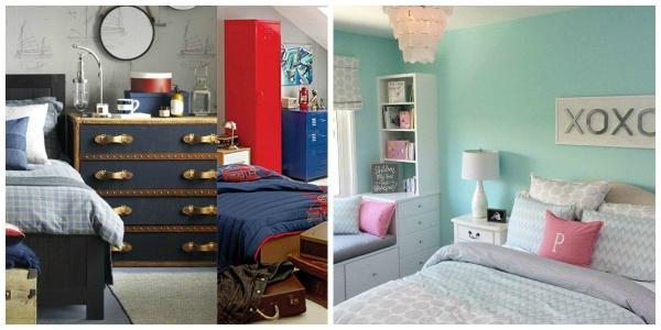 7 tips para la decoración de cuartos de adolescentes - Children\'s Spaces