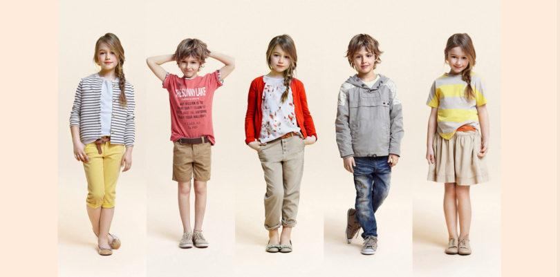 Moda Infantil Ropa Para Niños Y Niñas Childrens Spaces
